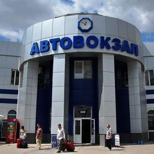 Автовокзалы Тужы