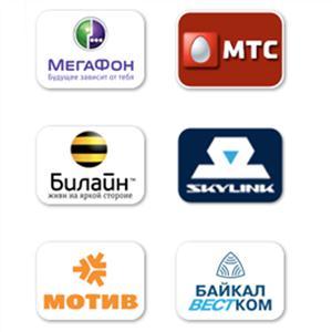 Операторы сотовой связи Тужы