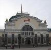 Железнодорожные вокзалы в Туже