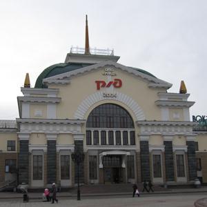 Железнодорожные вокзалы Тужы